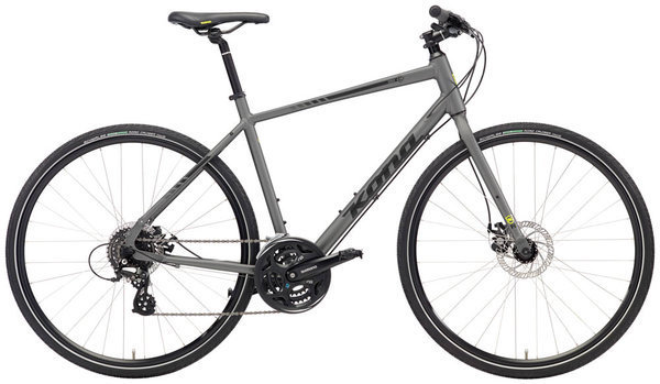 Kona Dew Color: Matte Grey