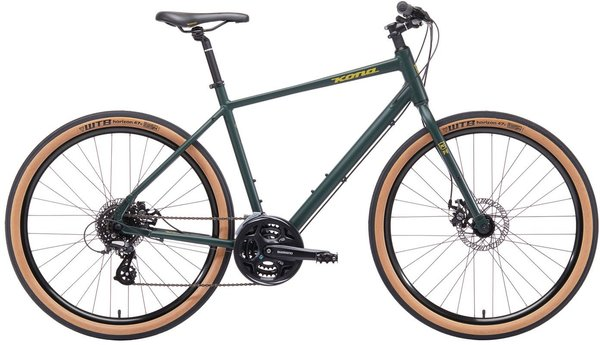 Kona Dew Color: Matte Pine Green
