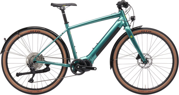 Kona Dew E-DL Color: Gloss Metallic Green