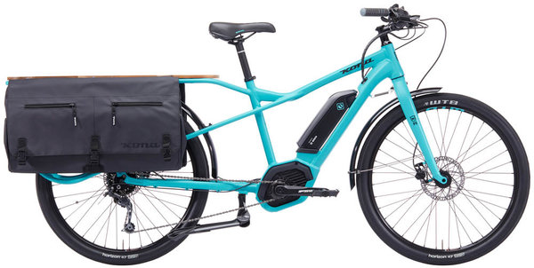 Kona Electric Ute Color: Matte Dirty Cyan