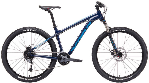 Kona Fire Mountain Color: Midnight Blue