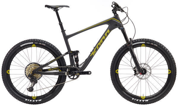 Kona Hei Hei Trail Supreme Frame 27.5 Image differs from actual product: price listed is for frameset as described in specs