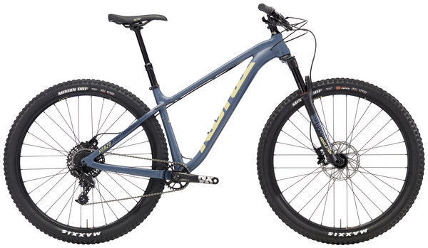 Kona Honzo AL/DL Color: Matt Midnight Blue w/Dark Blue & Yellow Decals