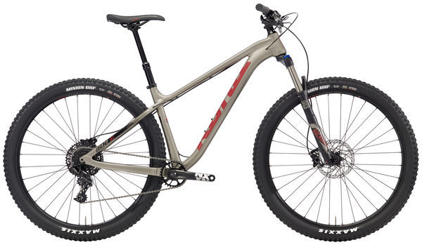 Kona Honzo AL/DR Color: Matt Metallic Sand w/Black & Red Decals