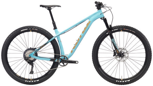 Kona Honzo CR Trail DL Frame Image differs from actual product (full bike shown)
