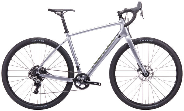 Kona Libre Color: Gloss Polar Silver
