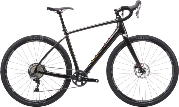 Kona Libre CR DL Color: Gloss Metallic Black