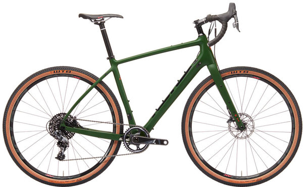 Kona Libre DL Color: Matte Eco Green