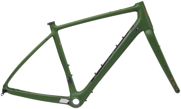 Kona Libre DL Frame/Fork Color: Matte Eco Green