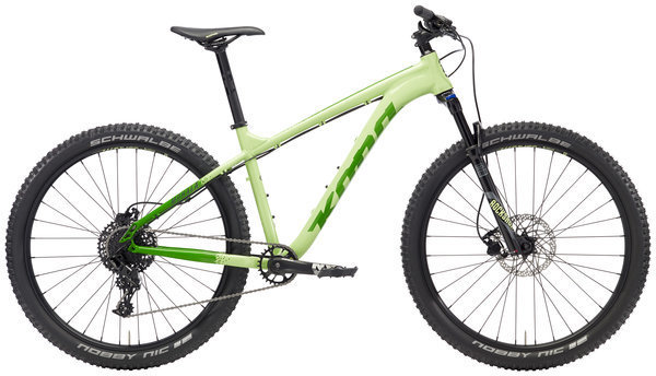 Kona Mohala Color: Gloss Dark/Light Green w/Green & Grey Decals