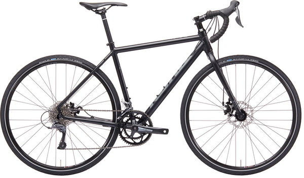 Kona Rove Color: Matte Black