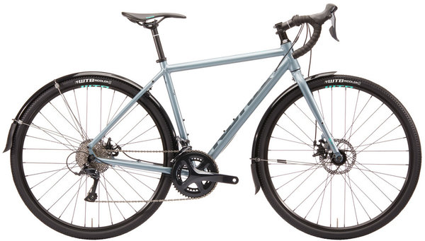 Kona Rove DL Color: Metallic Silver-Gray