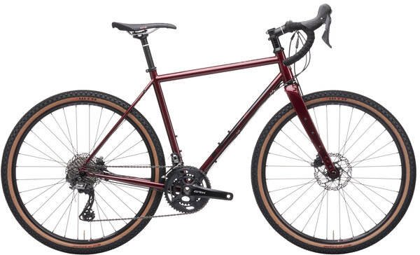 Kona Rove LTD Color: Gloss Metallic Pinot Noir