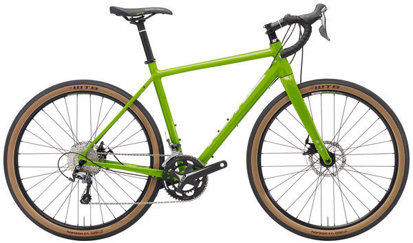 Kona Rove NRB Color: Gloss Lime w/Green & Off-White Decals