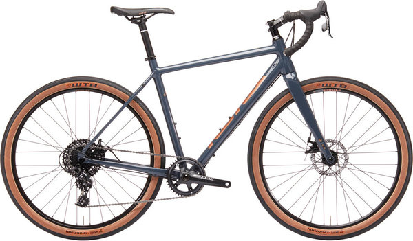 Kona Rove NRB Color: Gloss Charcoal Blue