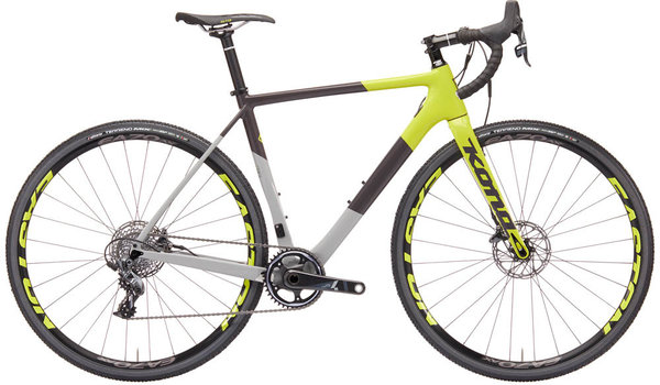 Kona Super Jake Frame/Fork Image differs from actual product. Complete bike shown.