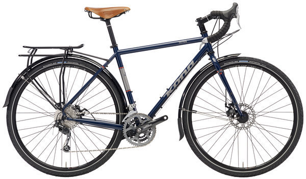 Kona Sutra Color: Gloss Royal Blue w/Grey & Orange Decals