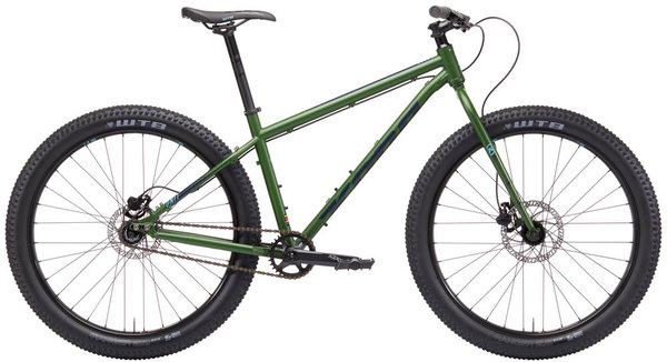 Kona Unit Color: Matte Eco Green