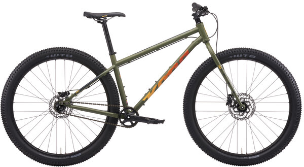 Kona Unit Color: Satin Fatigue Green
