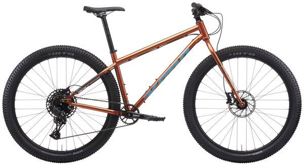 Kona Unit X Color: Gloss Metallic Rust