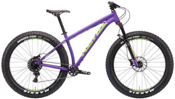 Kona Wozo Color: Matte Purple