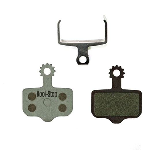 Kool-Stop Alloy Disc Pads (Avid/SRAM) Model | Option: Avid Elixir, XX, X0, X9 | Organic