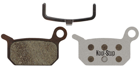 Kool-Stop Alloy Disc Pads (Formula)