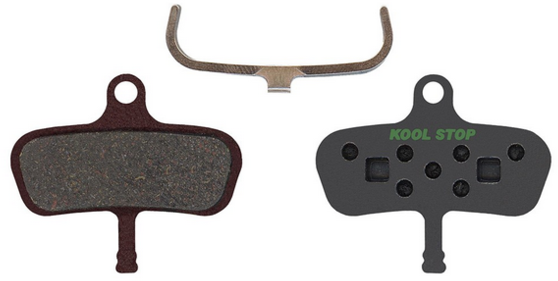 Kool-Stop E-Bike Disc Brake Pads (Avid) Model: Code