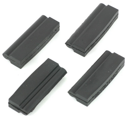Kool-Stop Rod Pull Brake Pad Inserts Option: Black