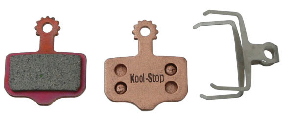 Kool-Stop Sintered Disc Pads (Avid/SRAM) Model | Option: Avid Elixir, XX | Sintered