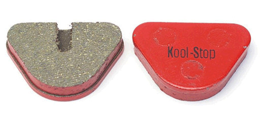 Kool-Stop Steel Disc Pads (Nifon/Dia Tech Kinetic/Aero/Falcon)