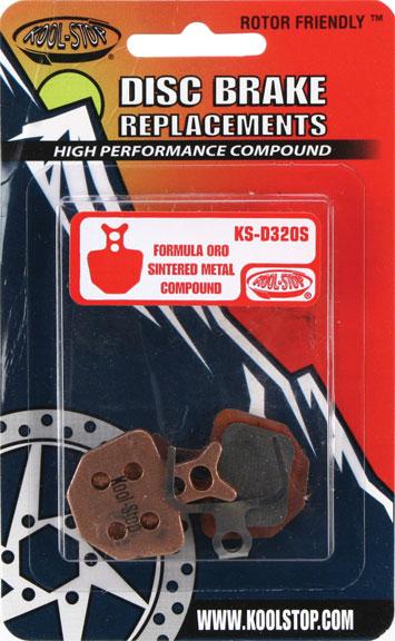 Kool-Stop Sintered Disc Pads (Formula)