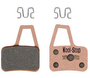 Kool-Stop Sintered Disc Pads (Hayes) Model | Option: Hayes El Camino (+Trail) | Sintered