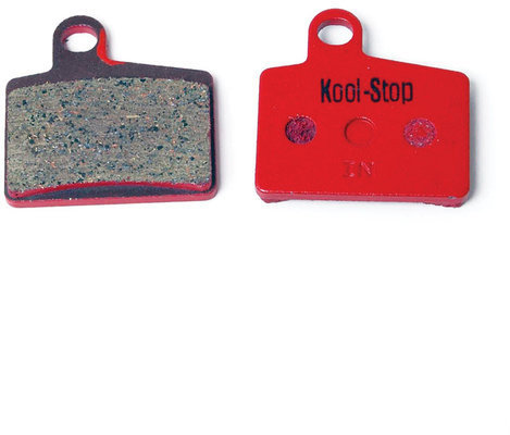 Kool-Stop Steel Disc Pads (Hayes) Model | Option: Stroker Ryde | Organic