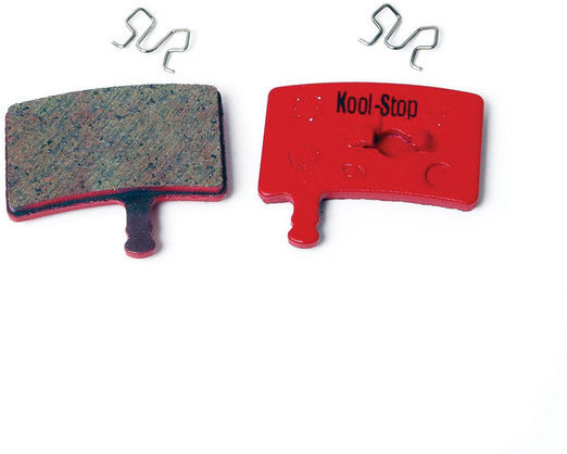 Kool-Stop Steel Disc Pads (Hayes) Model | Option: Stroker Trail | Organic