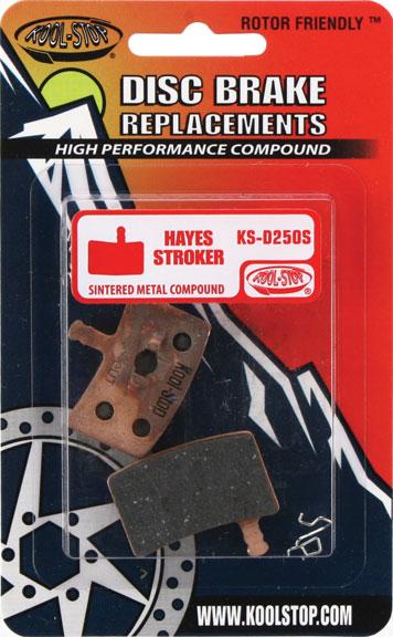 Kool-Stop Sintered Disc Pads (Hayes)