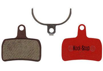 Kool-Stop Steel Disc Pads (Hope)