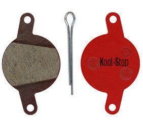 Kool-Stop Steel Disc Pads (Magura) Model | Option: Clara 2001 - 2002, Louise 2002 - 2006, Louise FR | Organic