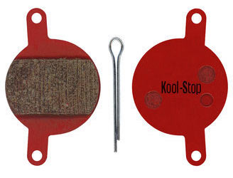 Kool-Stop Steel Disc Pads (Magura) Model | Option: Julie 2001-2008 | Organic