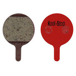 Kool-Stop Steel Disc Pads (Magura) Model | Option: Magura Clara pre-2000, Magura Louise pre-2001 | Organic