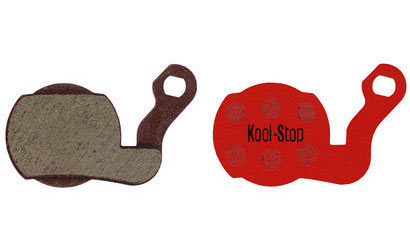 Kool-Stop Steel Disc Pads (Magura) Model | Option: Magura Louise post-2007, Magura Marta SL post-2009, Magura Julie HP | Organic
