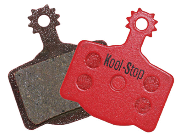 Kool-Stop Steel Disc Pads (Magura) Model | Option: Magura MT2/4/6/8 | Organic