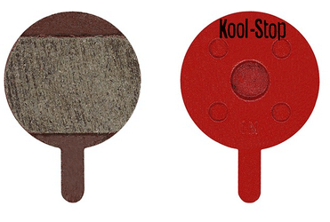 Kool-Stop Steel Disc Pads (Promax Mechanical)