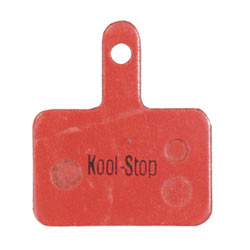 Kool-Stop Steel Disc Pads (Shimano) Model | Option: Shimano M575/525/515/475 | Organic