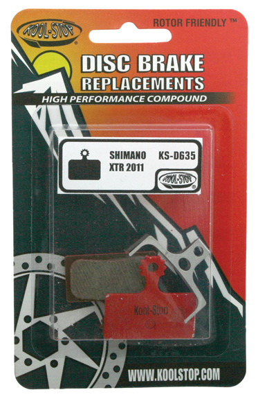 Kool-Stop Steel Disc Pads (Shimano)