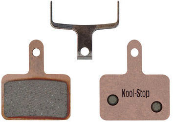 Kool-Stop Sintered Disc Pads (Shimano) Model | Option: Shimano M575/525/515/475 | Sintered