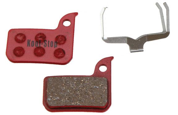 Kool-Stop Steel Disc Pads (SRAM)