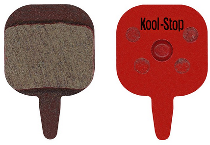 Kool-Stop Steel Disc Pads (Tektro) Model: IO|Hydraulic|Mechanical