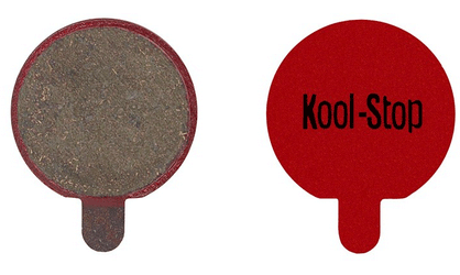 Kool-Stop Steel Disc Pads (Zoom) Option: Organic