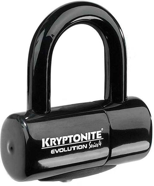 Kryptonite Evolution Series 4 Disc Lock Color: Black